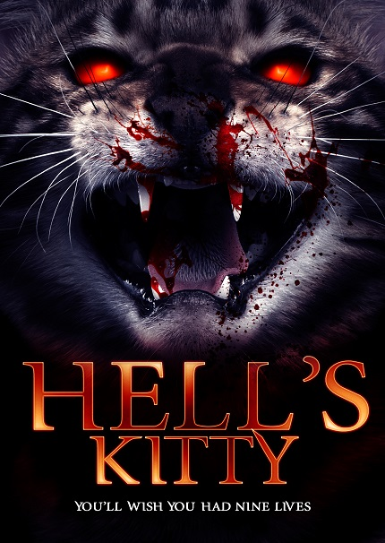 HELL'S KITTY: Horror Icons Gather For Bloody And Silly Feline Horror