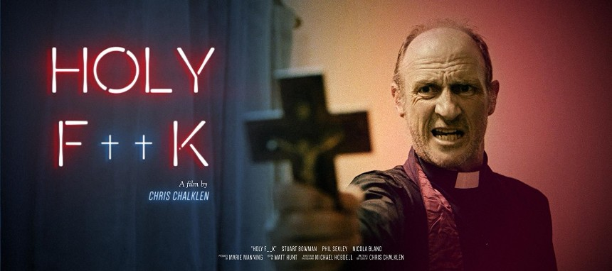 Watch HOLY F__K: A (S)exorcist Tryst for Valentine's Day!