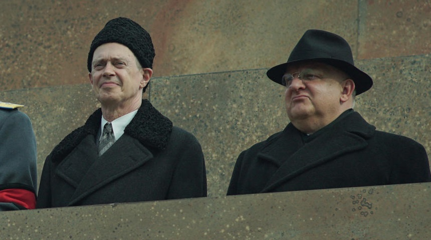 Rotterdam 2018 Review: THE DEATH OF STALIN Makes You Laugh At A Corrupt Tragedy