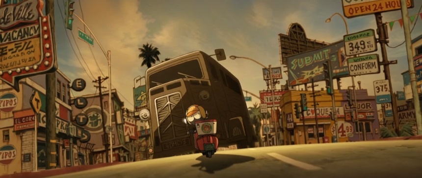 Rotterdam 2018 Review: MUTAFUKAZ Crackles With Visual Prowess
