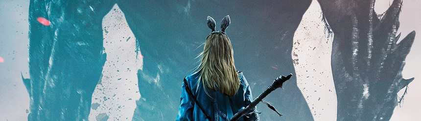 I KILL GIANTS: Remember to Bring Your Giant Hammer, Official Poster Revealed