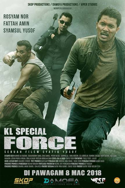 The KL SPECIAL FORCE Follows The Path Of All Special Forces And Blows Shit Up Real Good