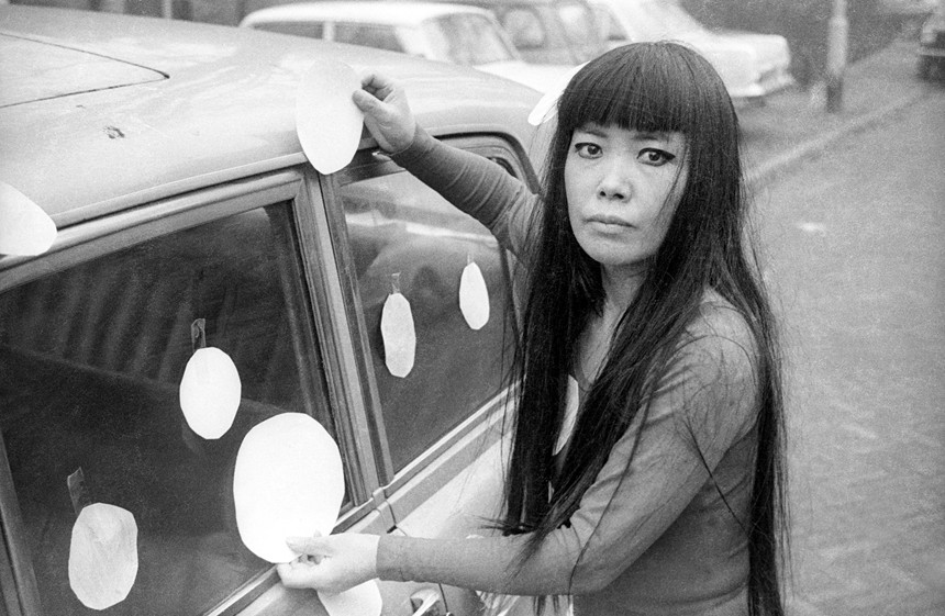Sundance 2018 Review: KUSAMA - INFINITY, Inside the Life, Work, and Mind of a Legendary Artist