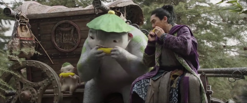 Review: MONSTER HUNT 2, Tony Leung and Wuba for the Win