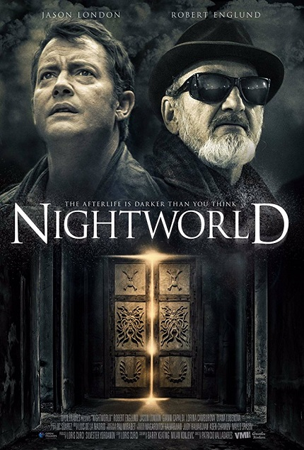 NIGHT WORLD: Latest Horror From Patricio Valladaras Coming to Netflix