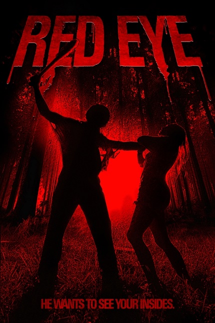 RED EYE: Trailer And Stills For Gory Indie Horror, on Digital Platforms Next Week