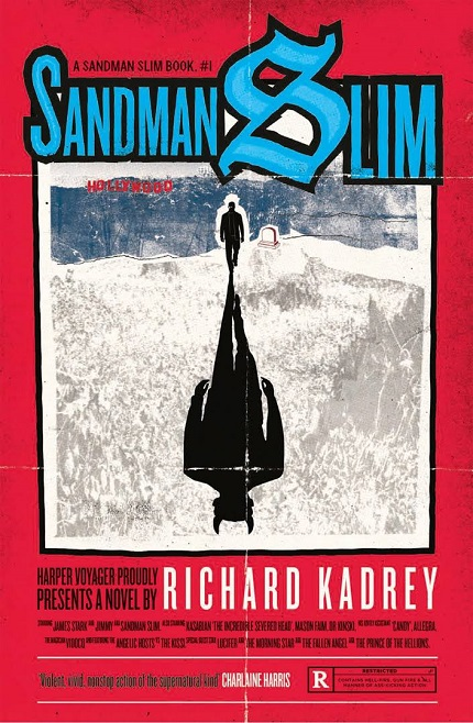 JOHN WICK's Chad Stahelski to Direct Adaptation of SANDMAN SLIM Novel