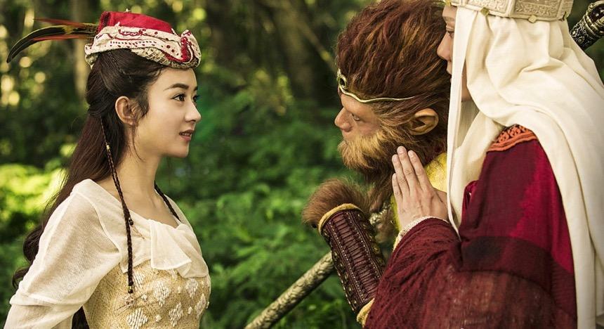 Review: THE MONKEY KING 3, a Femin-ish Fantasy Frolic