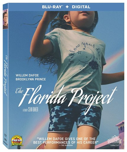 Blu-ray Review: THE FLORIDA PROJECT, Another Exuberant Celebration of Life on the Fringe From Sean Baker