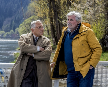 Berlinale 2018 Review: THE INTERPRETER, Two Oldtimers in a Road Dramedy