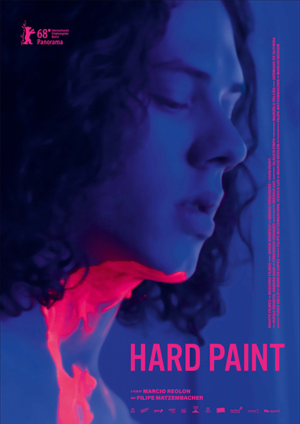 Berlinale 2018: Watch The Teaser For Brazilian LGBTQ Drama HARD PAINT (TINTA BRUTA)