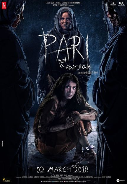 Trailer: PARI, An Upcoming Bollywood Horror led by Anushka Sharma