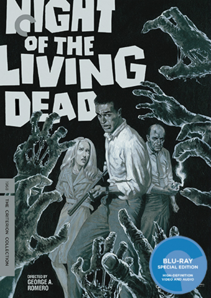 Blu-ray Review: NIGHT OF THE LIVING DEAD Shines in New 4K Restoration From The Criterion Collection