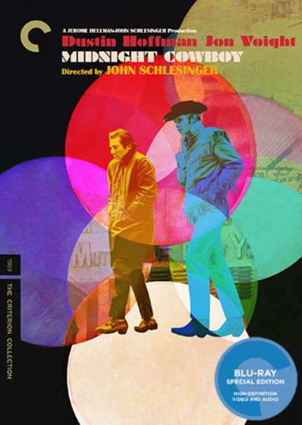 Criterion in May 2018: MIDNIGHT COWBOY, MOONRISE, MISHIMA and More