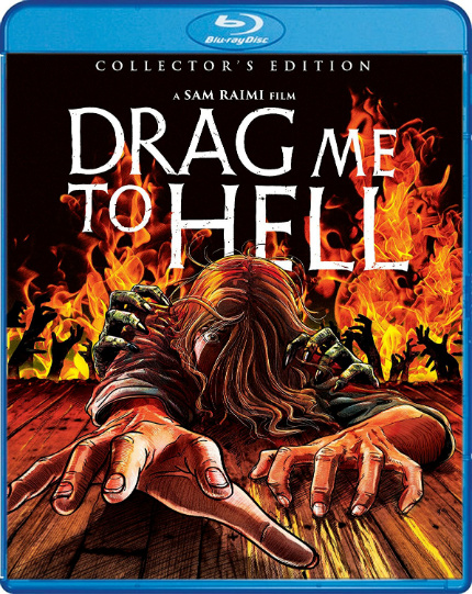 Blu-ray Review: DRAG ME TO HELL Stuns