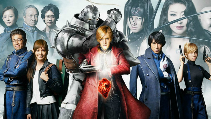 Notes on Streaming: FULLMETAL ALCHEMIST, Good Live Action Without Whitewashing