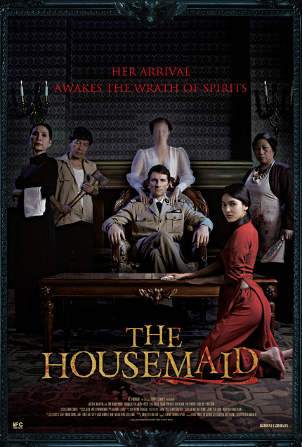 Review: THE HOUSEMAID, When the Dead Don't Leave You Alone