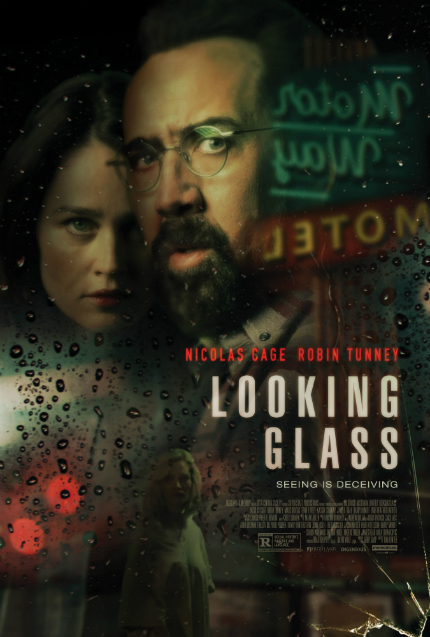 Review: LOOKING GLASS Reveals More Than Expected