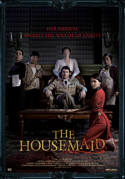 THE HOUSEMAID Remake Nabs Oscar-Winning Writer