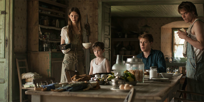 New MARROWBONE Trailer: Siblings Stick Together, Even When It Gets Scary