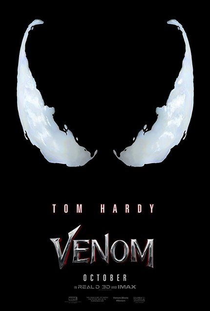 VENOM: Tom Hardy Rages in First Teaser