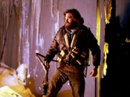 """The Thing"" remains one of the all-time best meeting points of Science Fiction and Horror"