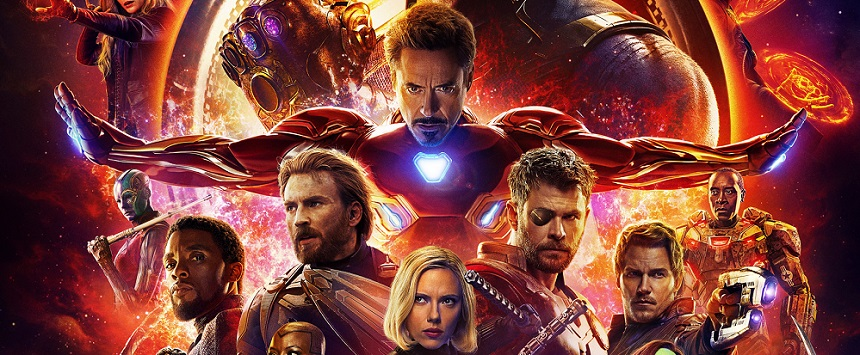 AVENGERS INFINITY WAR: New Trailer And Poster