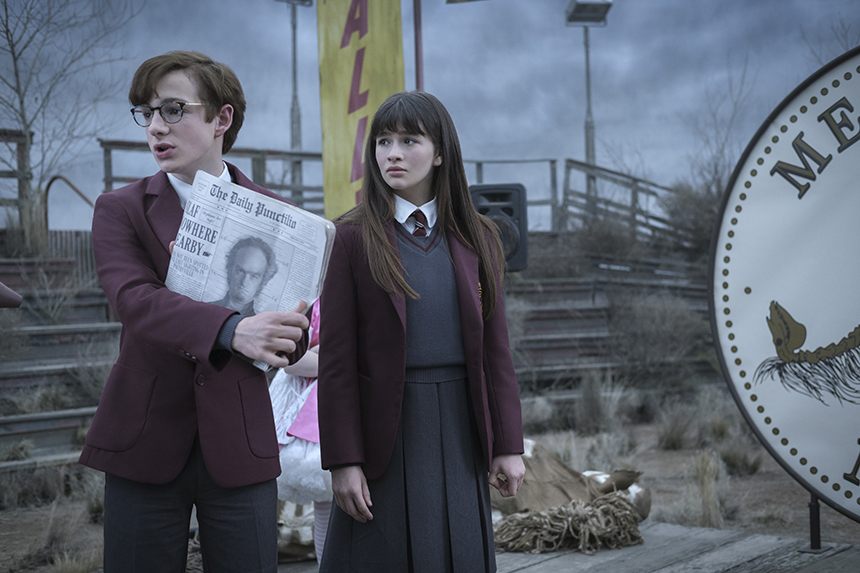 Review: Netflix's A SERIES OF UNFORTUNATE EVENTS Season Two
