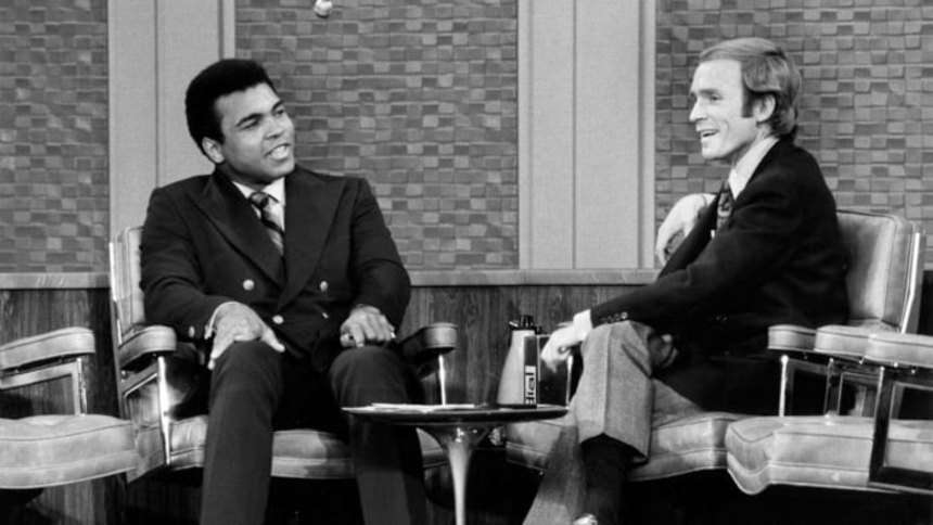 SXSW 2018 Interview: Dick Cavett on ALI & CAVETT: THE TALE OF THE TAPES