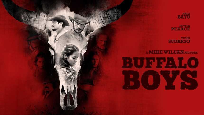 Indonesian Western BUFFALO BOYS Teaser Promises Slick, Crowd Pleasing Fun