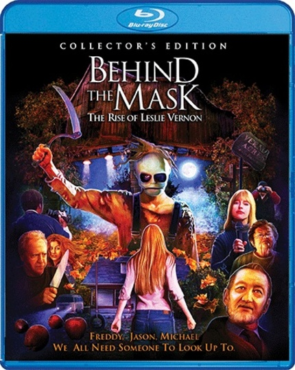 Blu-ray Review: BEHIND THE MASK Remains Great