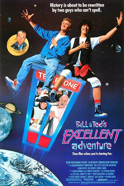 10+ Years Later: BILL & TED'S EXCELLENT ADVENTURE Stands the Test of Time