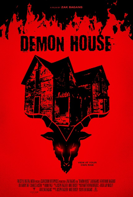 Review: Step Inside The DEMON HOUSE