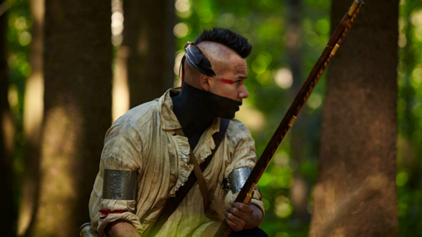 Exclusive MOHAWK Clip: A Bad Dream Turns Into a Living Nightmare