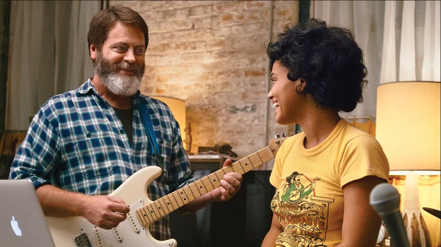 SXSW 2018 Interview: Nick Offerman and Brett Haley on HEARTS BEAT LOUD