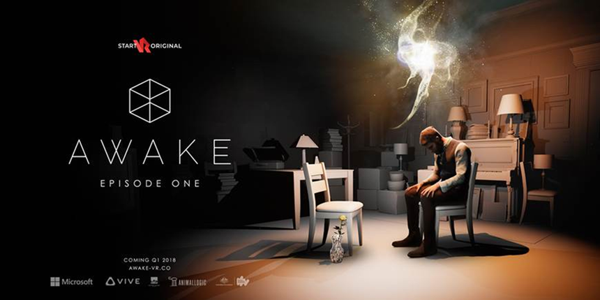 SXSW 2018: Exclusive Trailer for VR Original Series AWAKE