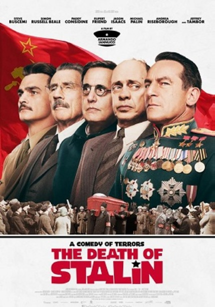 Hey Australia! Win Tickets to See THE DEATH OF STALIN in Cinemas!