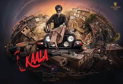 The Future Embraces Classic Rajinikanth In KAALA Teaser
