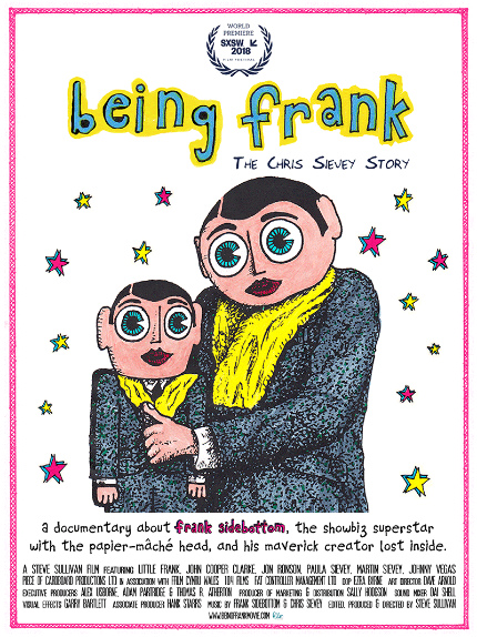 SXSW 2018 Exclusive Clip: BEING FRANK: THE CHRIS SIEVEY STORY, David Soul Is Left Befuddled
