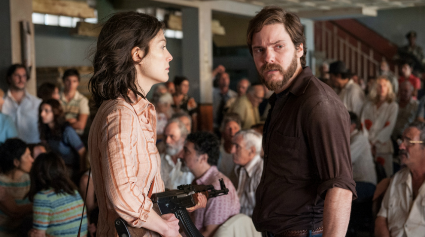 Review: 7 DAYS IN ENTEBBE, Sympathy for the Terrorist(s)
