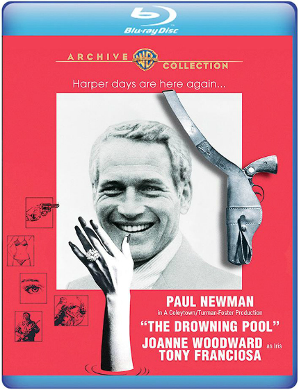 70s Rewind: THE DROWNING POOL, Paul Newman Makes Me Sweat