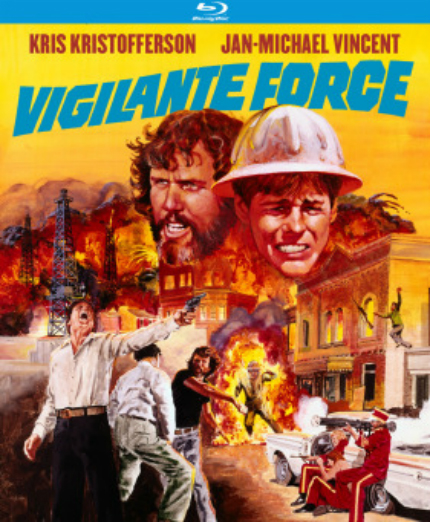 70s Rewind: VIGILANTE FORCE, Brotherly Love and Action Galore
