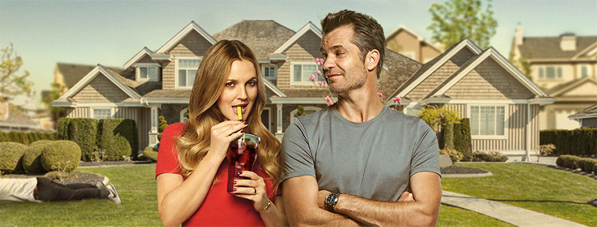 SANTA CLARITA DIET: The Laughs And Gore Continue in Season Two Trailer
