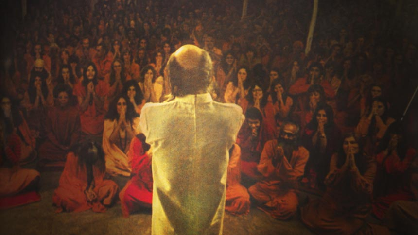 WILD WILD COUNTRY Trailer: Peace, Love and Bioterror