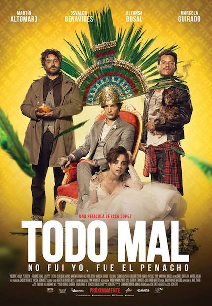 Review: TODO MAL, Issa López's Failed Return To Comedy