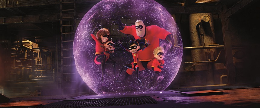 INCREDIBLES 2: Check Out The New Trailer
