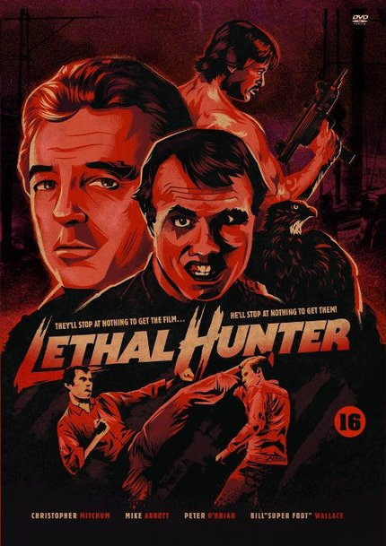 DVD Review: LETHAL HUNTER Is Mind Blowing Indonesian Exploitation Action!