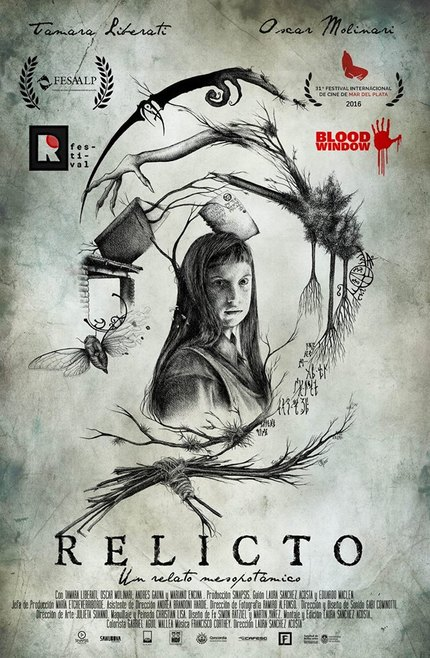 Review: RELICTO, Argentine Mystery Horror an Experimental Ode to Artistic Influences
