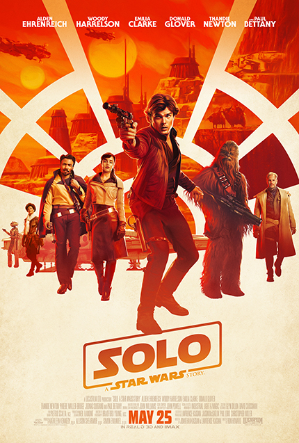 Review: SOLO: A STAR WARS STORY, A Mixed Shot