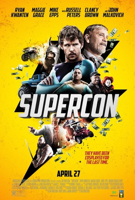 SUPERCON: In This Exclusive Clip The Gang Decides, 'Let's Rob Supercon'